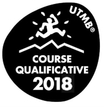 Risultati immagini per logo utmb 2018